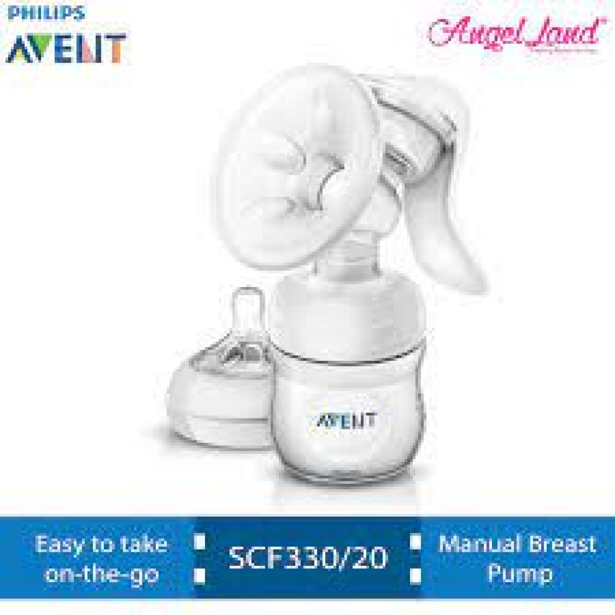 Avent Natural Manual Breast Pump Fdn - Kico Baby Center