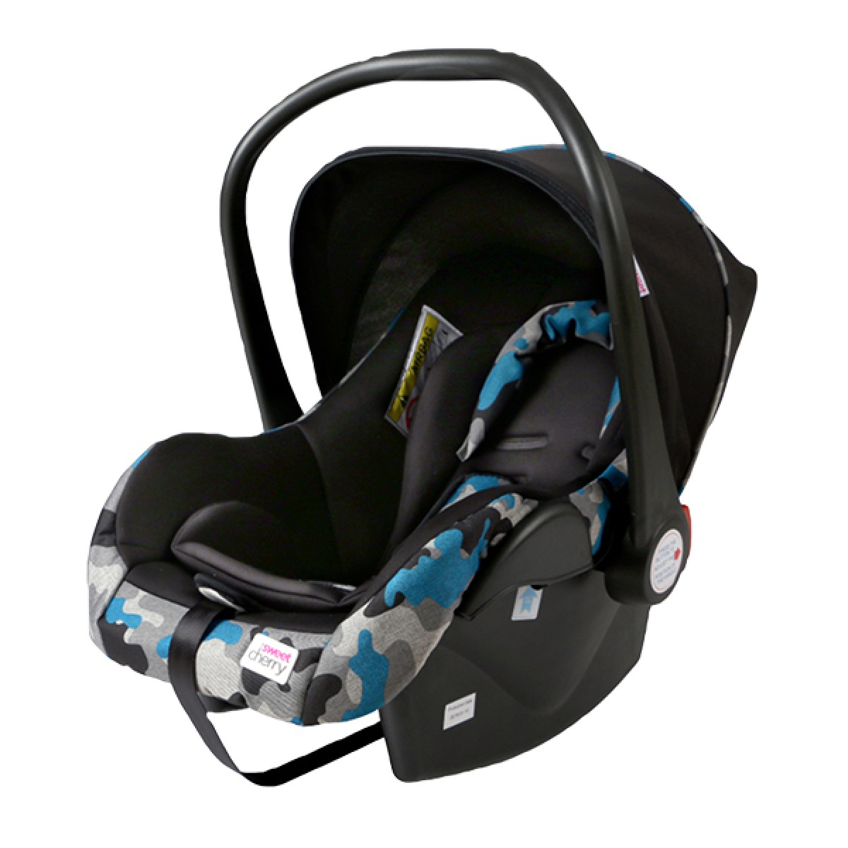 Fuji Carrier Carseat - Kico Baby Center