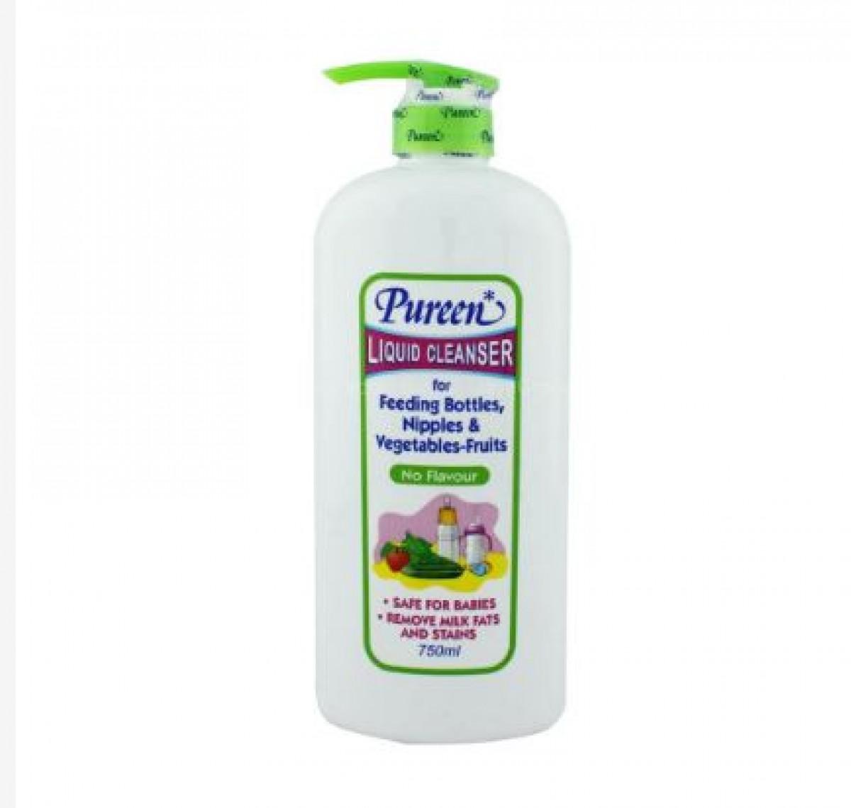 Pureen - Liquid Cleaneser - No Flavour (750ml) - Kico Baby Center