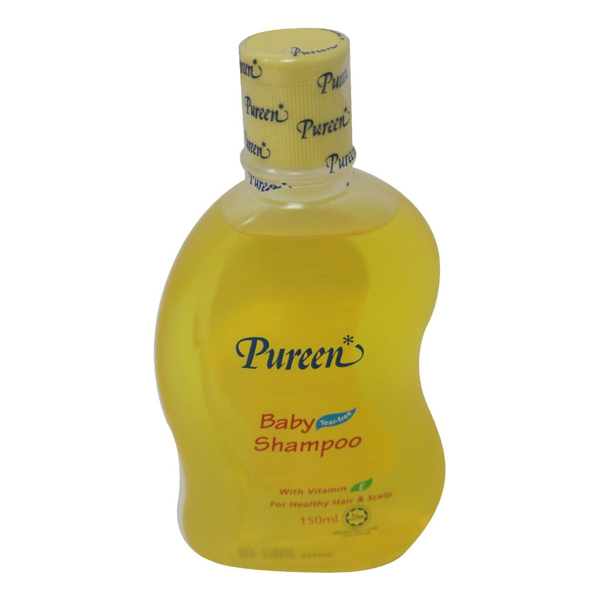 Pureen Baby Shampoo (150ml) - Kico Baby Center