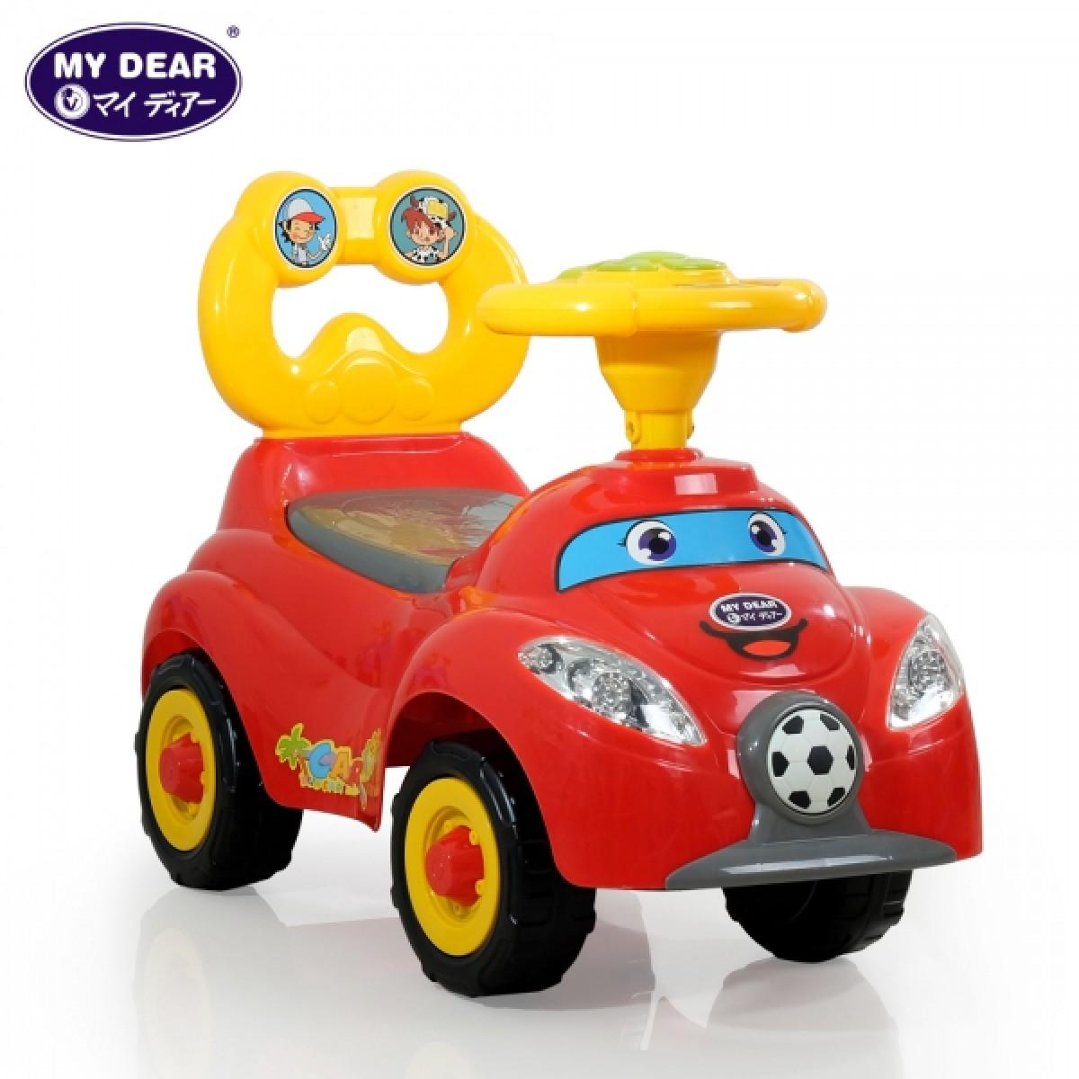 (SP1929) Ride-On-Car - Kico Baby Center