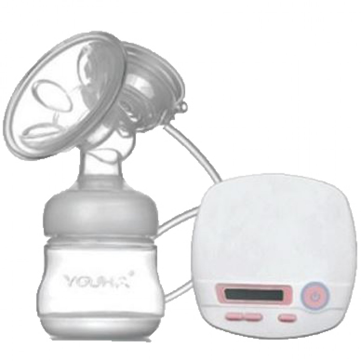 Youha Cherryx Single Electric Breast Pump - Kico Baby Center