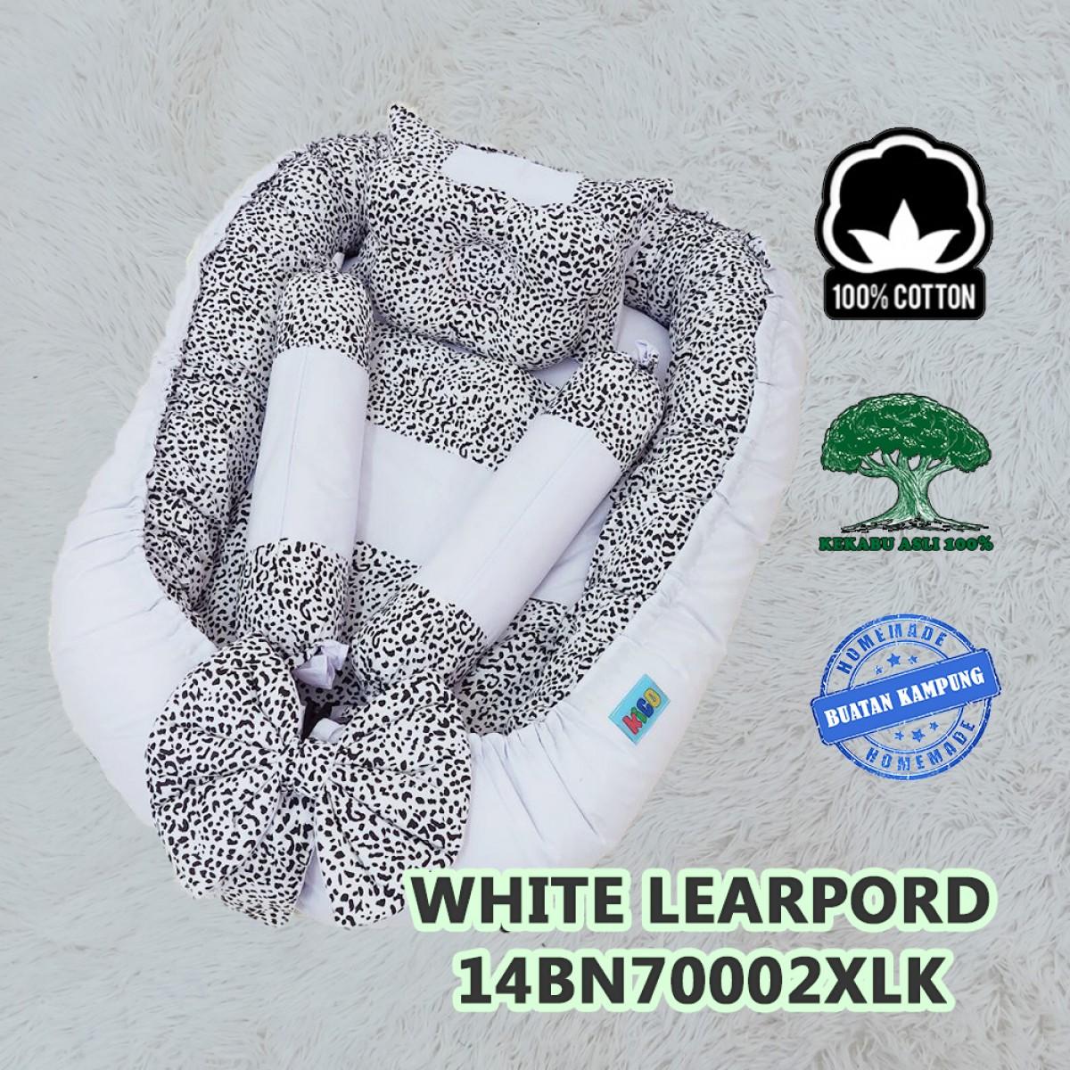White Learpord - Kico Baby Center