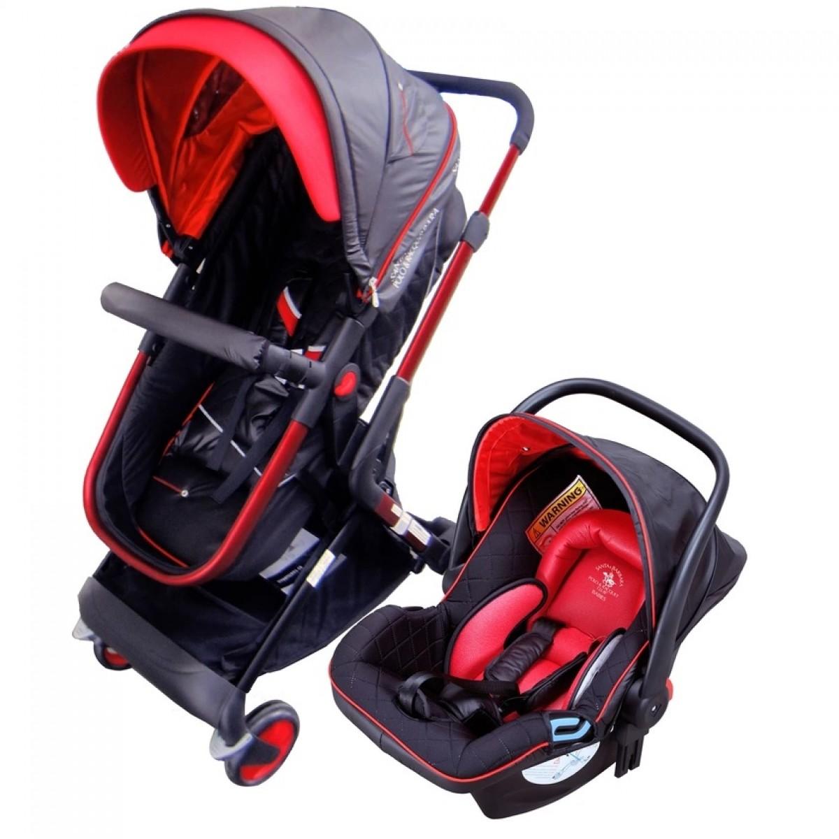2 IN 1 STROLLER (ST988 + CS29AD) - Kico Baby Center