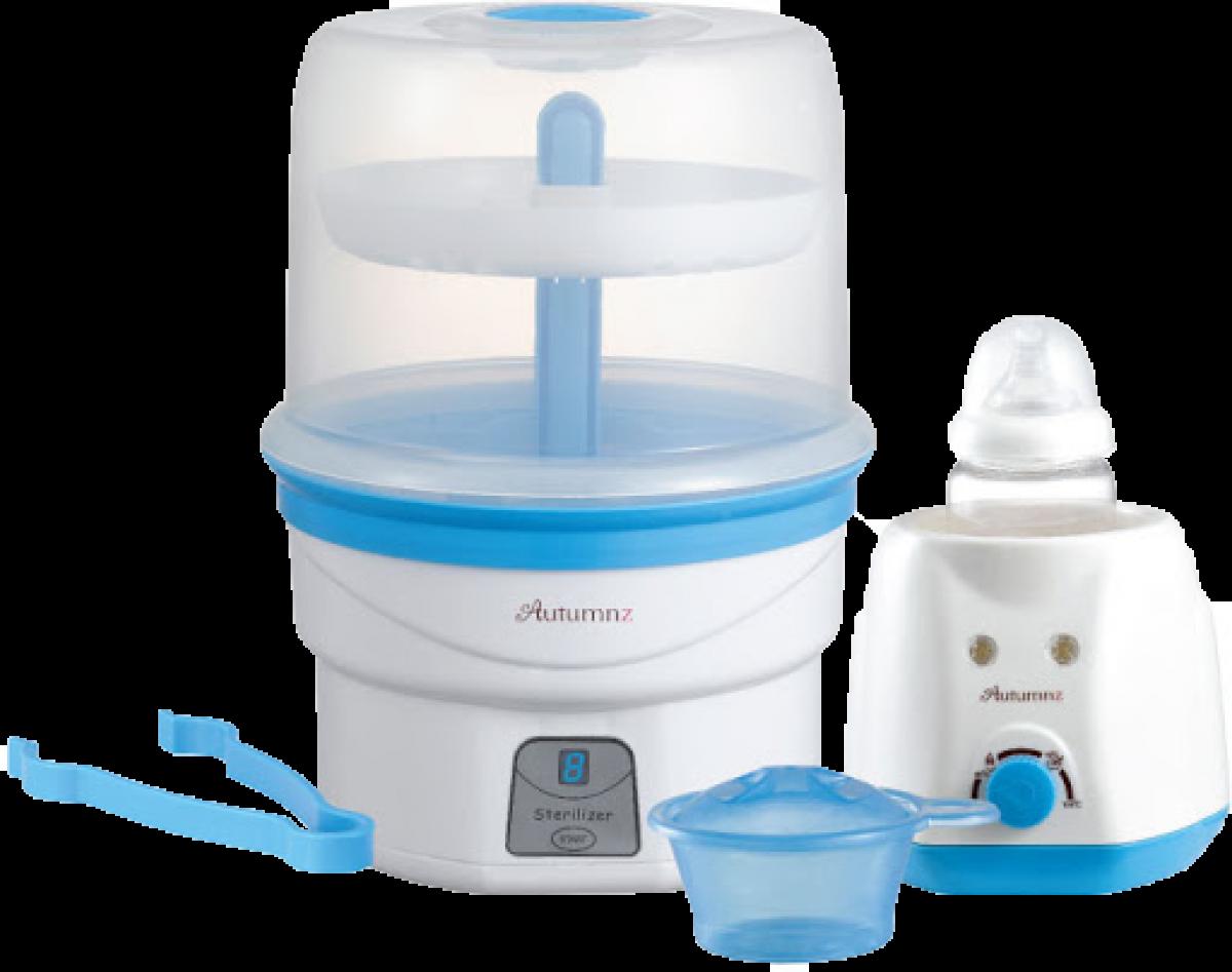 *Bb* Combo Steriliser & Home Warmer - Kico Baby Center