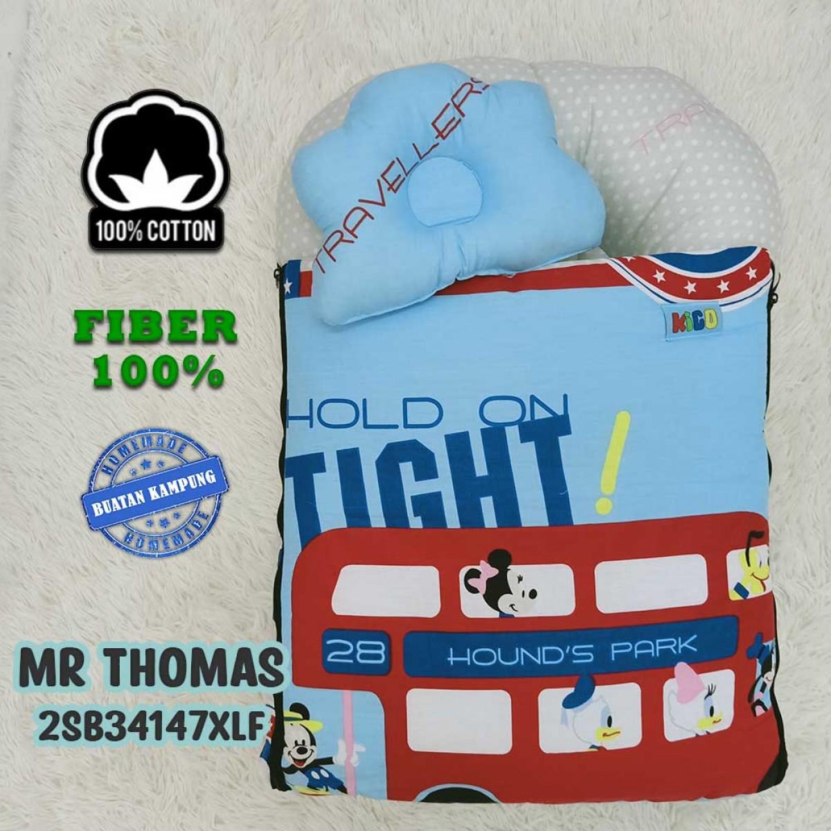 Mr Thomas - Kico Baby Center