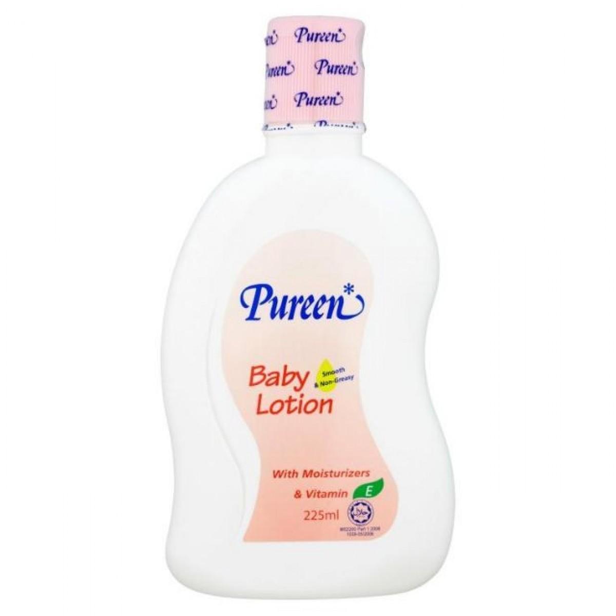 Pureen Baby Lotion (225ml) - Kico Baby Center