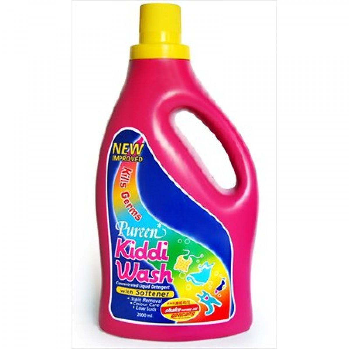 Pureen Kiddi Wash (1000ml) - Kico Baby Center