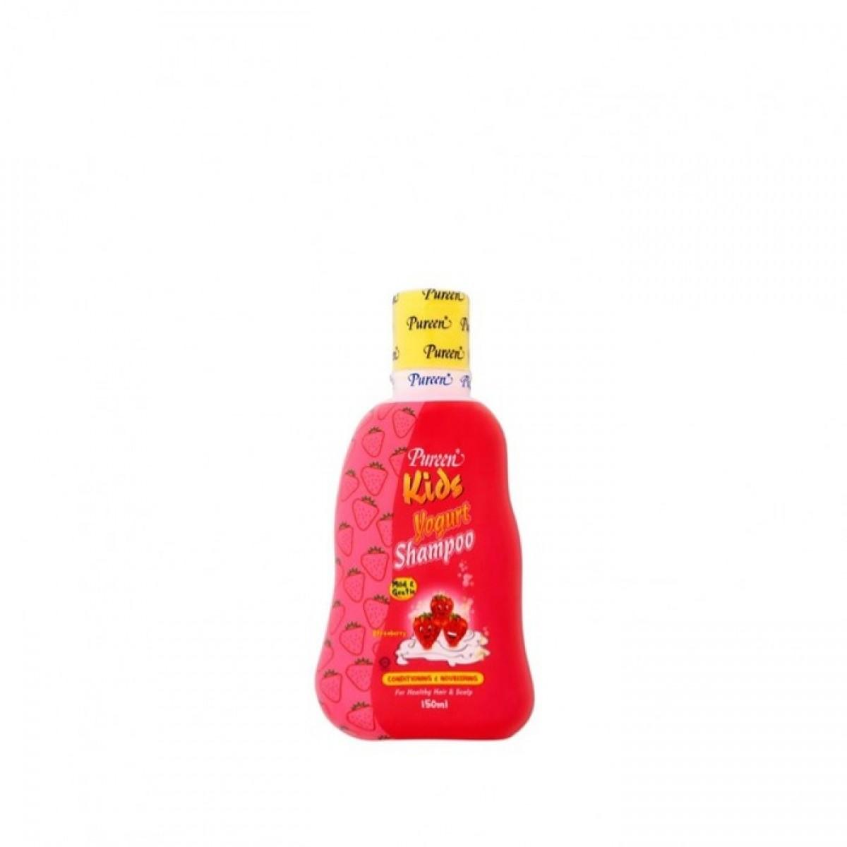 PUREEN KIDS YOGURT HEAD TO TOE WASH (150ML) - Kico Baby Center
