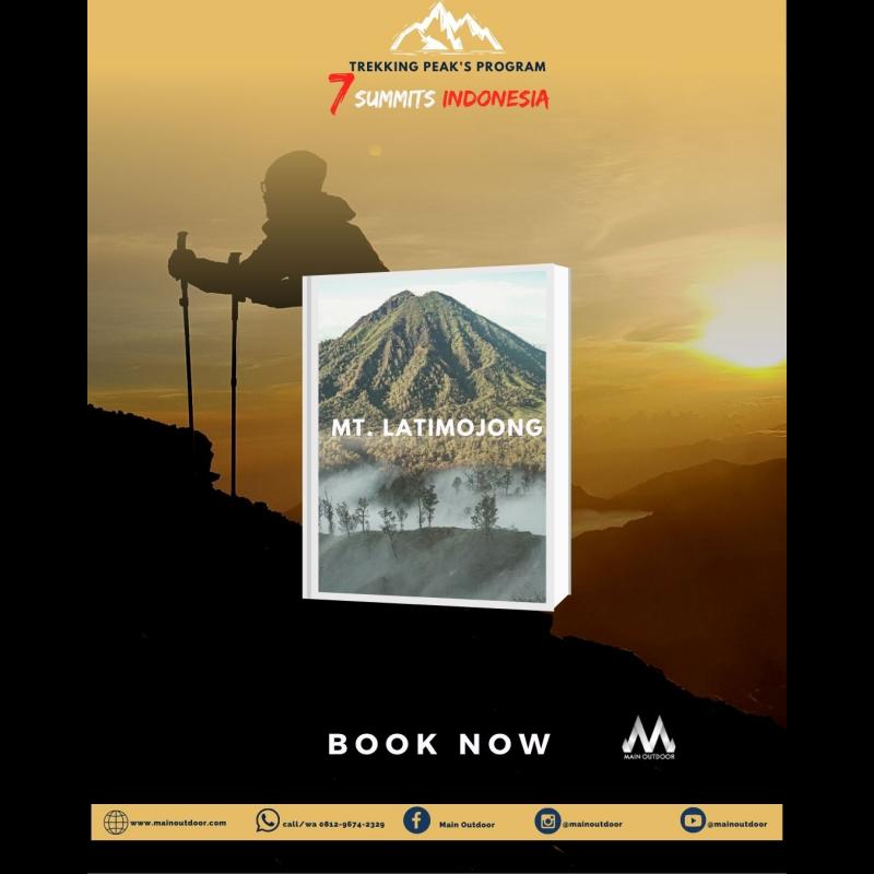 Mt. Latimojong 7 Summits Indonesia