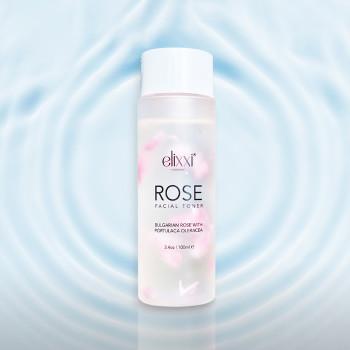 Elixxi Rose Facial Toner