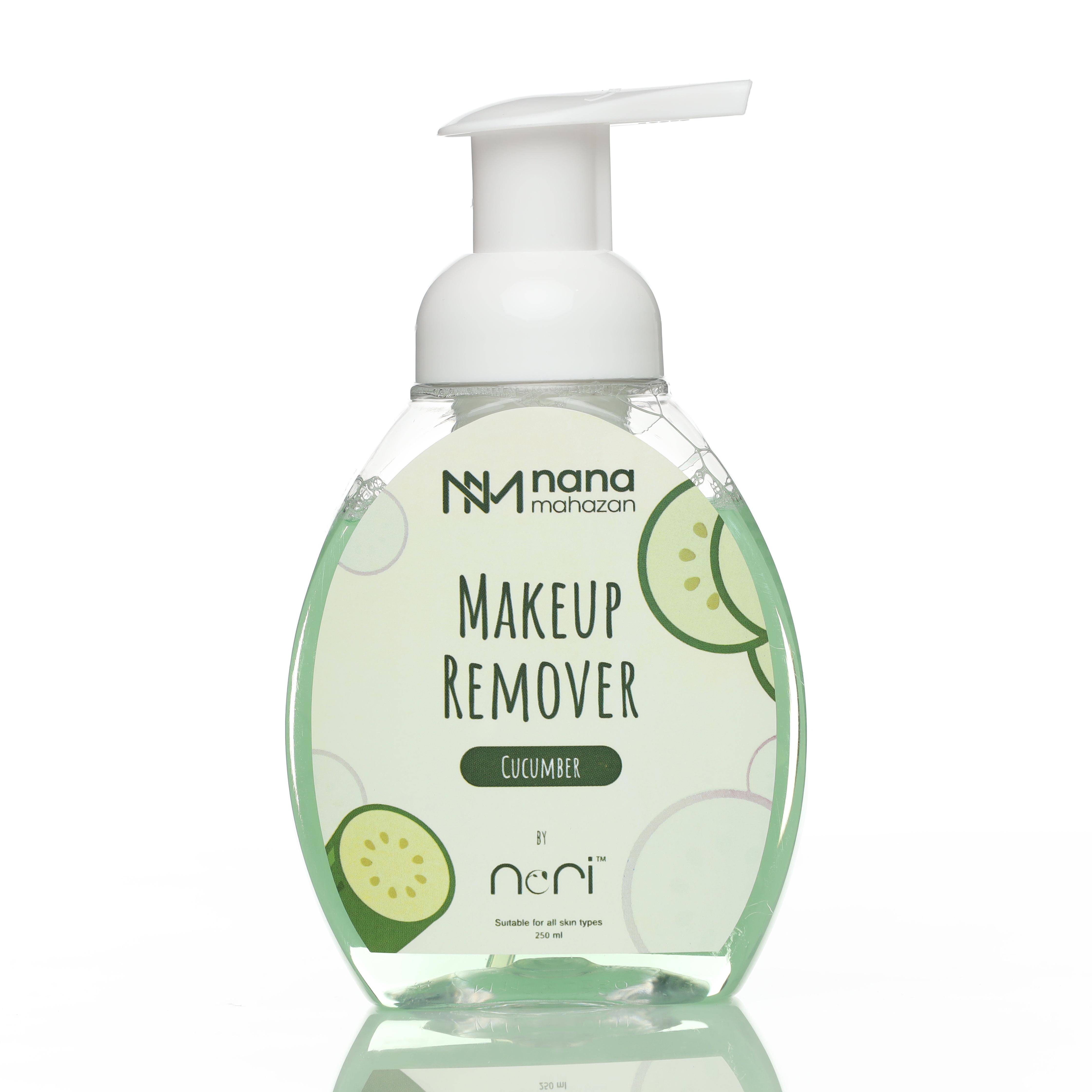 Cucumber Makeup Remover by Nana Mahazan