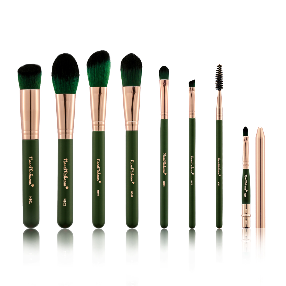 8pcs Basic Makep Brush Set