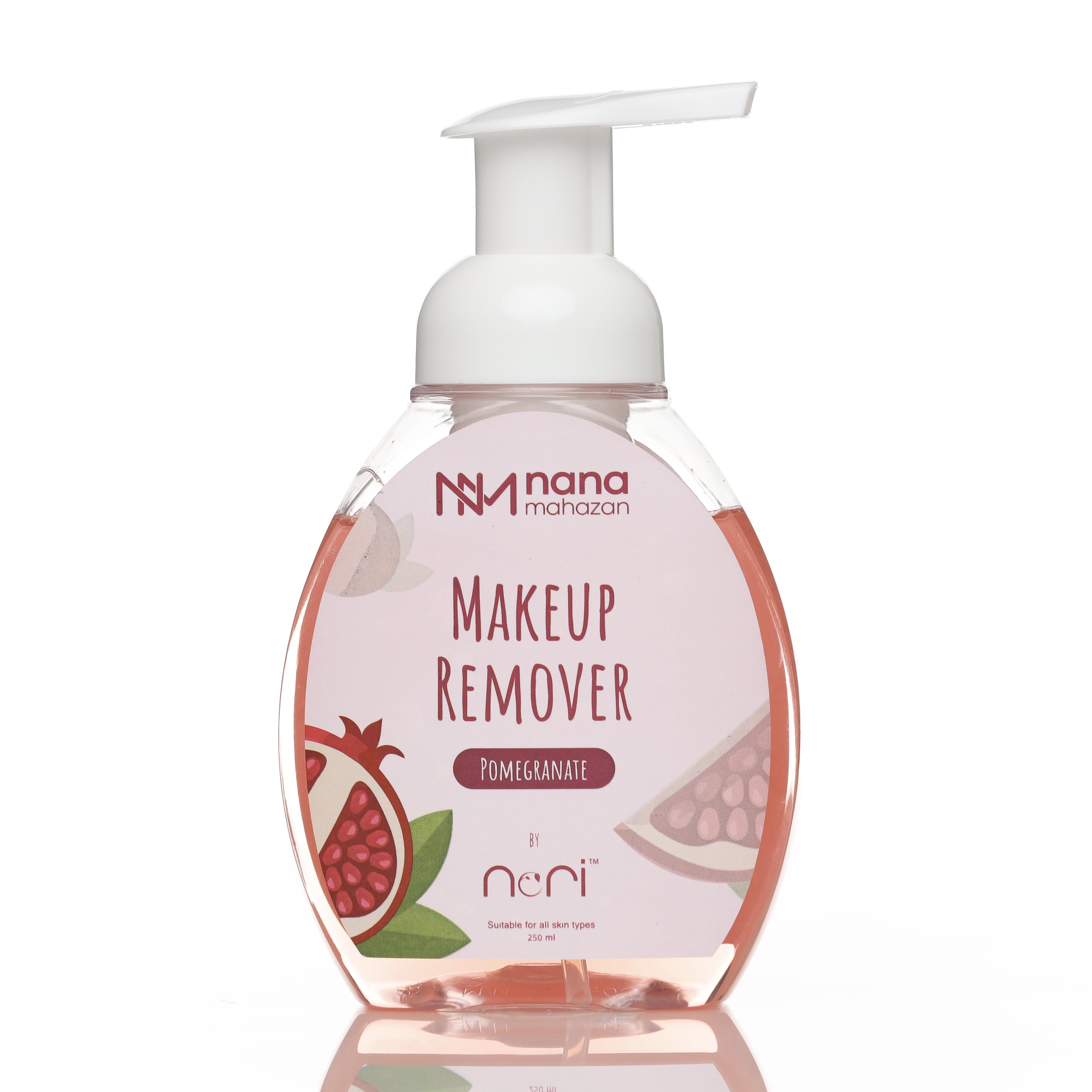 Pomegranate Makeup Remover by Nana Mahazan