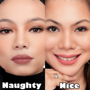 [Naughty + Nice] Dua by Nana Mahazan (SME)