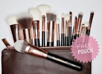 15pcs Professional Make Up Brush by Nana Mahazan