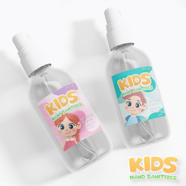 Kids Hand Sanitizer  - Nana Mahazan Beauty