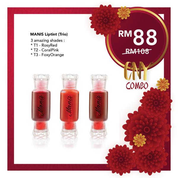 CNY Combo 3 - Manis - Nana Mahazan Beauty