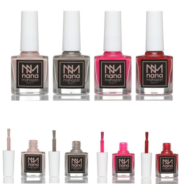 Breathable Nail Polish by Nana Mahazan - Nana Mahazan Beauty