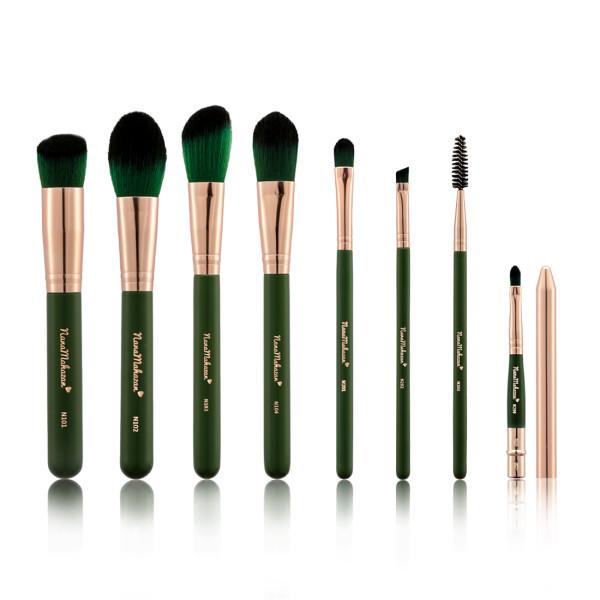 8pcs Basic Makep Brush Set - Nana Mahazan Beauty