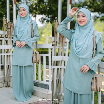 NAYLA PLEATED KURUNG