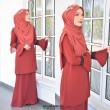 CLARA KURUNG - Wardatul Baydha Hijab