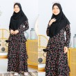 CALISTA DRESS - Wardatul Baydha Hijab