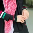 HANDSOCKS EDISI P4LEST!NE - Wardatul Baydha Hijab