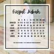 FIRYAL JUBAH - Wardatul Baydha Hijab