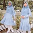 CLARABELL TUNIC - Wardatul Baydha Hijab