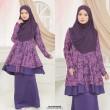 AZALEA PEPLUM - Wardatul Baydha Hijab