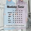 MATILDA TUNIC - Wardatul Baydha Hijab