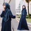 HAYFA JUBAH - Wardatul Baydha Hijab