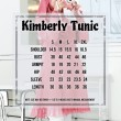 KIMBERLY TUNIC AS-IS (DEFECT) - Wardatul Baydha Hijab