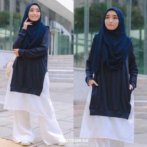 AUBREE TUNIC AS-IS DEFECT - Wardatul Baydha Hijab