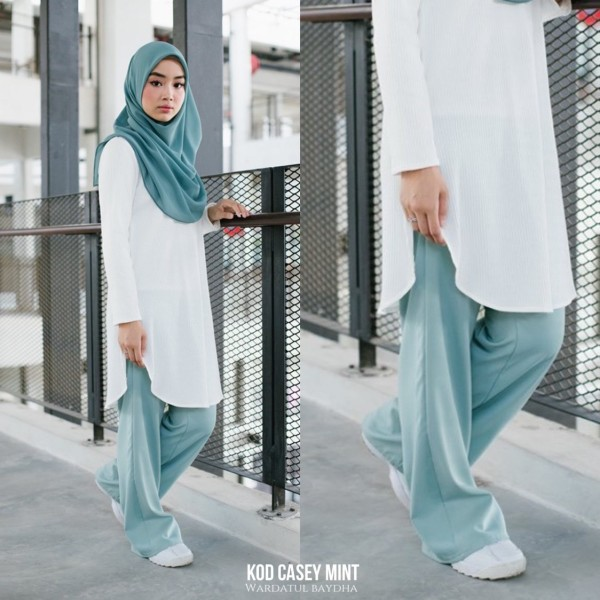 CASEY PALAZO - Wardatul Baydha Hijab