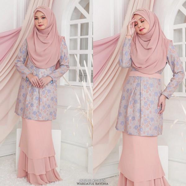 ANASTASIA KURUNG - Wardatul Baydha Hijab