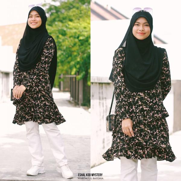 ESHAL TUNIC - Wardatul Baydha Hijab