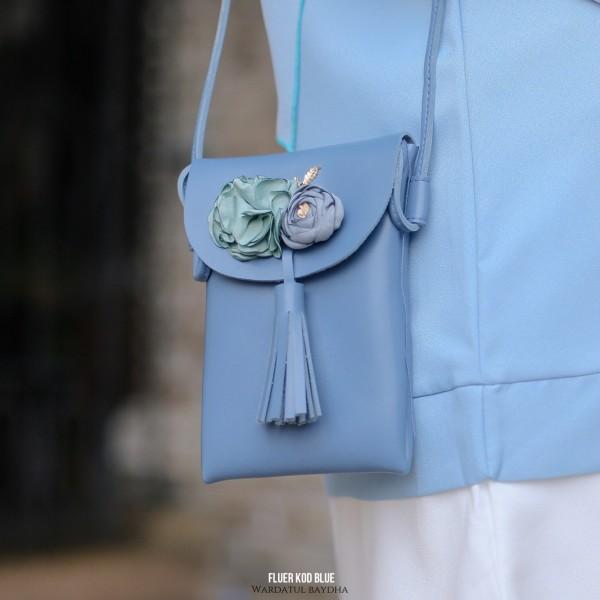FLUER SLING BAG - Wardatul Baydha Hijab