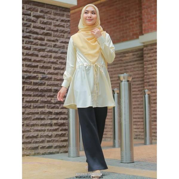 LUCY TUNIC - Wardatul Baydha Hijab