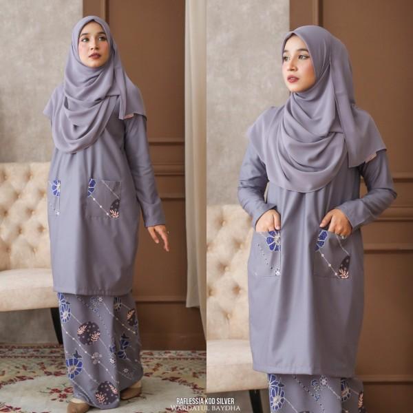 RAFLESSIA POKET KURUNG - Wardatul Baydha Hijab
