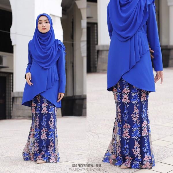 PHOEBE KURUNG AS-IS - Wardatul Baydha Hijab