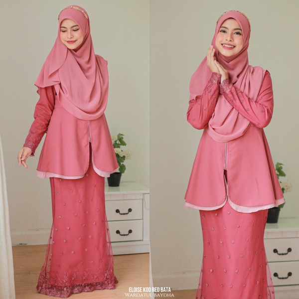 ELOISE KURUNG AS-IS - Wardatul Baydha Hijab