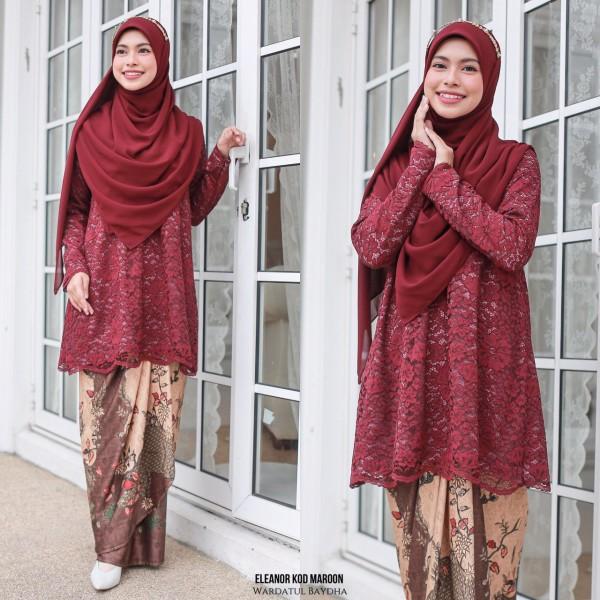 ELEANOR KURUNG - Wardatul Baydha Hijab