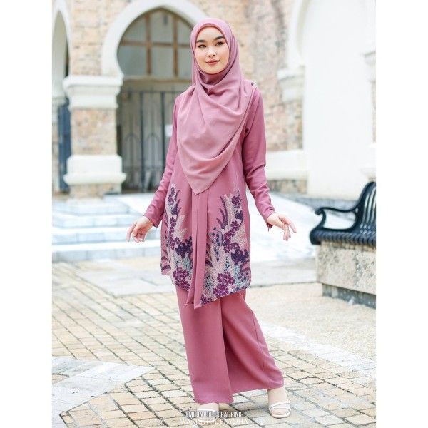 EMBUN KEBARUNG - Wardatul Baydha Hijab