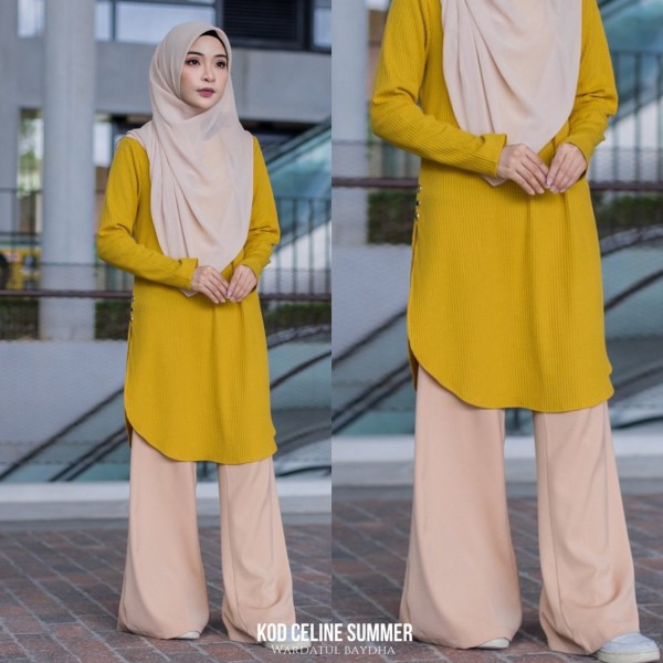 CELINE PALAZO - Wardatul Baydha Hijab