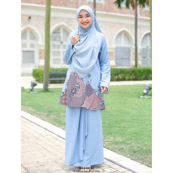 DAHLIA KURUNG - Wardatul Baydha Hijab