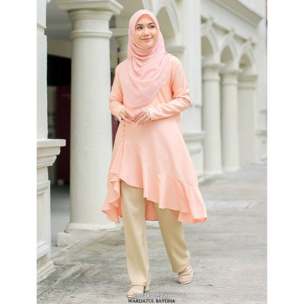 JESSICA TUNIC - Wardatul Baydha Hijab