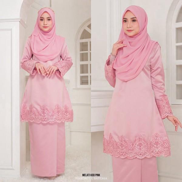 MELATI KURUNG - Wardatul Baydha Hijab