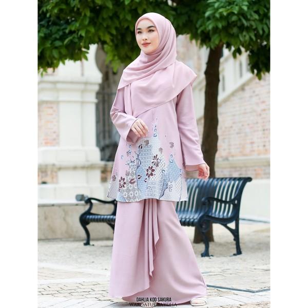 DAHLIA KURUNG AS-IS (DEFECT) - Wardatul Baydha Hijab
